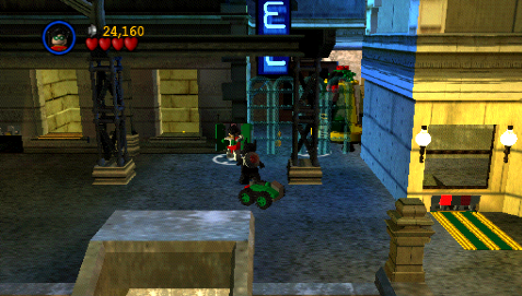 Download LEGO Batman The Video Game PPSSPP ISO