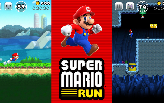 Riview Game legendarys Super Mario Di Android