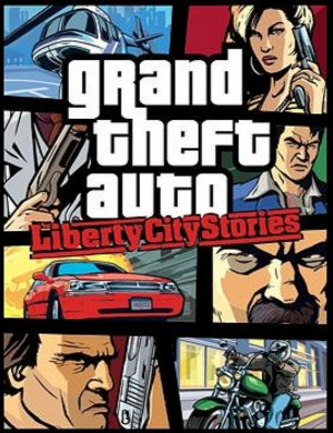GTA Grand Theft Auto: Liberty City Stories PSP PPSSPP