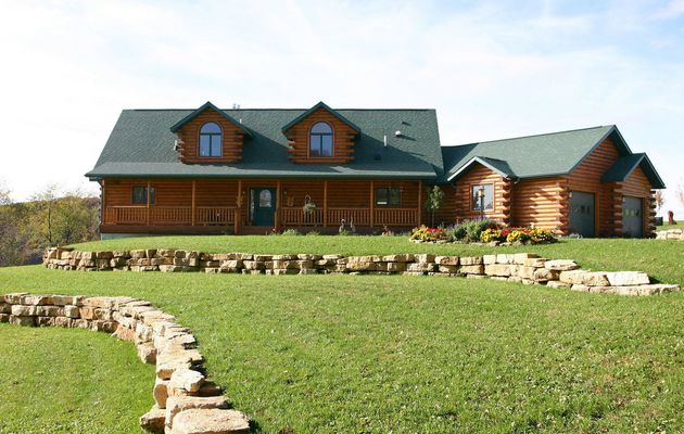 A Guide to Log Homes