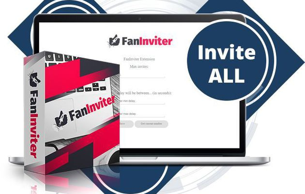 Increase Your Page likes by using FanInviter