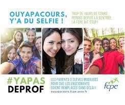 Campagne FCPE OUYAPACOURS!