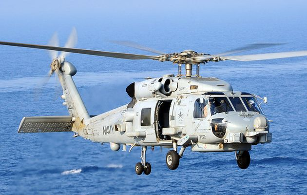 Sikorsky MH-60 R