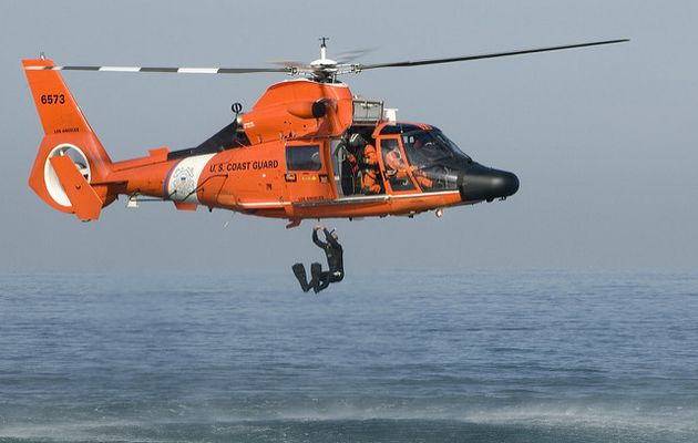 Aerospatiale/Eurocopter HH-65