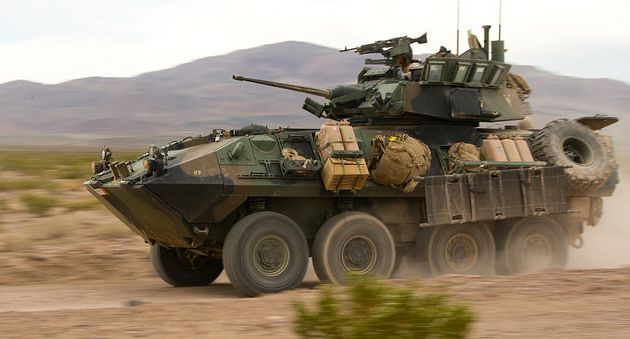 General Dynamics Land Systems LAV-25