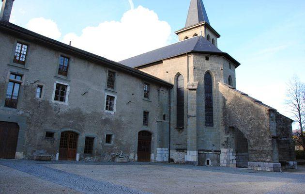 Le Bourget du Lac, un lieu emblèmatique de la Maison de Savoie