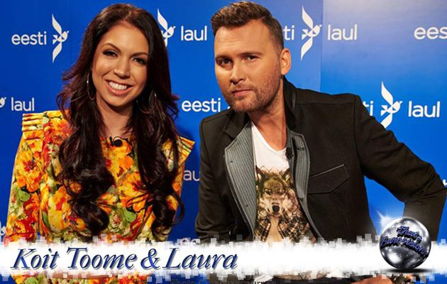 Estonia - Koit Toome and Laura (Verona)