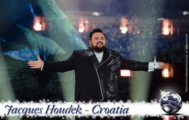 From Kiev with Love - Jacques Houdek - Croatia
