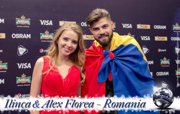 From Kiev with Love - Ilinca and Alex Florea - Romania