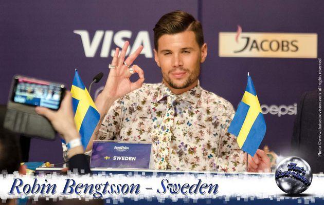 From Kiev with Love - Robin Bengtsson - Sweden