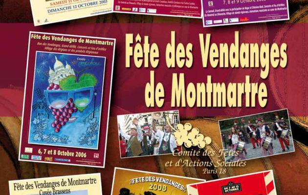 Fête de Vendanges de Montmartre