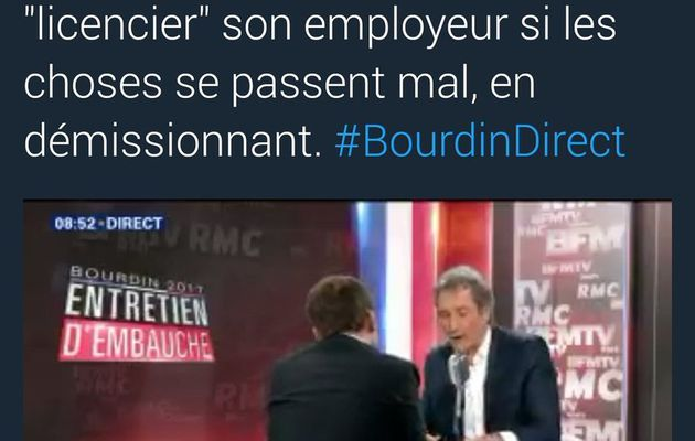 A la Saint-Macron, tu pourras virer ton patron ???