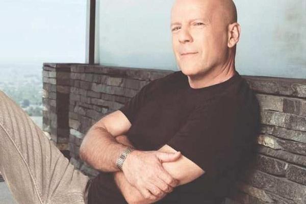 Le parfum de Bruce Willis
