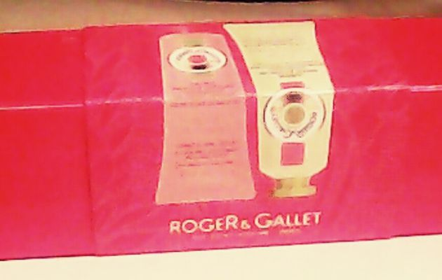 Crackers Surprise : Roger & Gallet