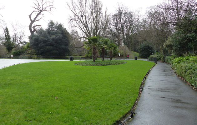 St Stephen Green Park
