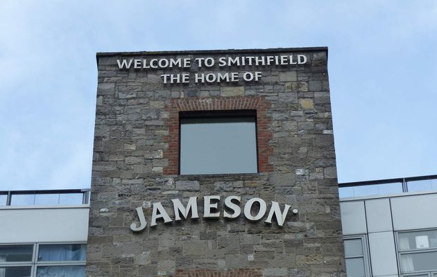 Distillerie Old Jameson / Old Jameson Distillery