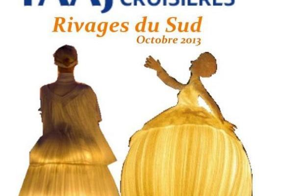 """Rivages du Sud"" Taaj                                                                                                                                                                                                    -               Costa    Voyager                                                                                             Octobre 2013"