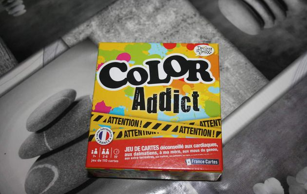 Color Addict le jeu qui rend fou !!