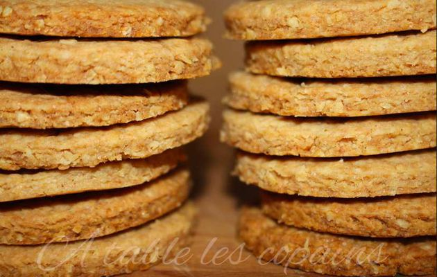 Digestives biscuits de Pascale Weeks