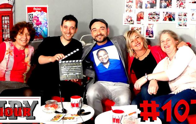 HPy Hour #107 avec le Pic Asian Show (10 avril 2017)