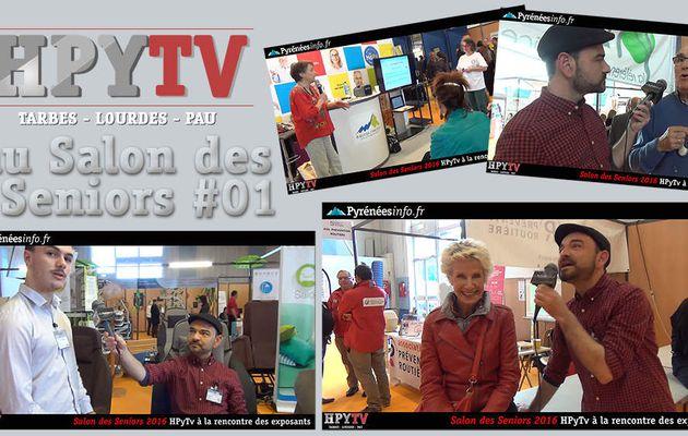 HPyTv Spéciale :: HPyTv au Salon des Seniors de Tarbes 01 (Avril 2016)
