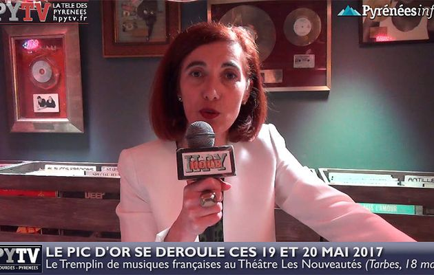 HPyTv Tarbes | Le Pic d'Or 2017 arrive ce week-end à Tarbes