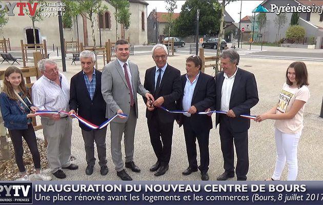 Inauguration du centre de Bours (8 juillet 2017) | HPyTv Tarbes