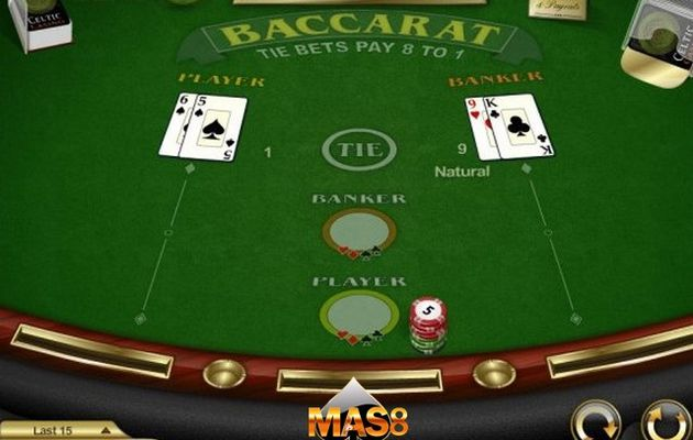 Tips Bermain Baccarat Online Di Internet
