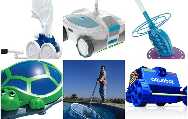 Best Pool Vacuum Cleaners Reviews For Home