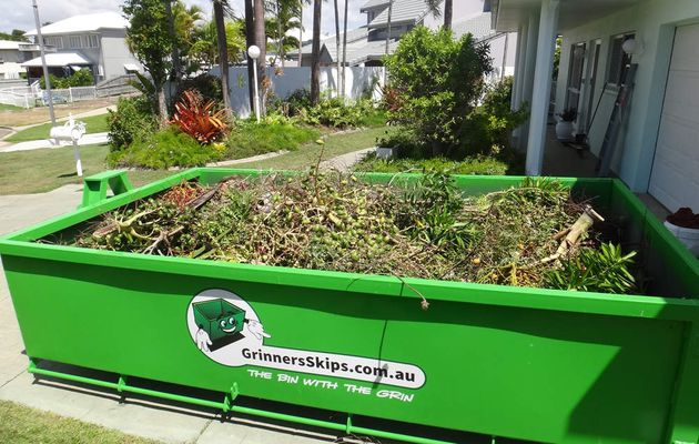 Domestic waste bin hire Townsville