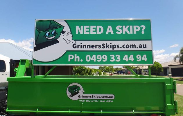 Rubbish Removal Skip Bins in Townsville