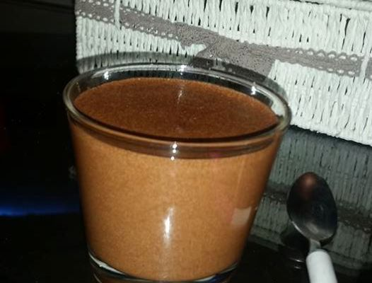 mousse au chocolat avec thermomix (TM5)