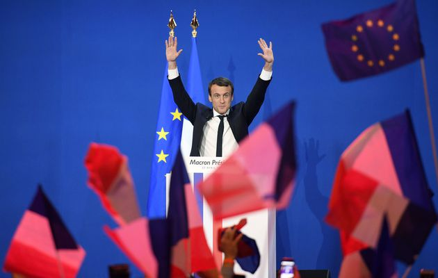 First round of the presidential election in France: The people of France make the choice of the political and institutional renewal 23 April 2017.