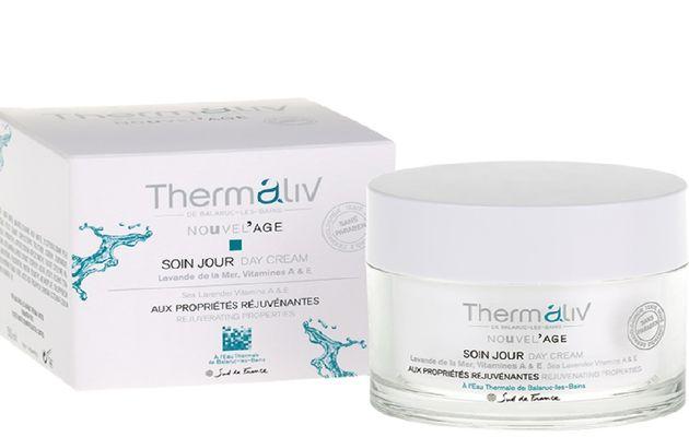 Thermaliv : soin jour nouvel âge - crème de jour