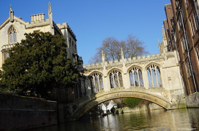 Welcome in Cambridge