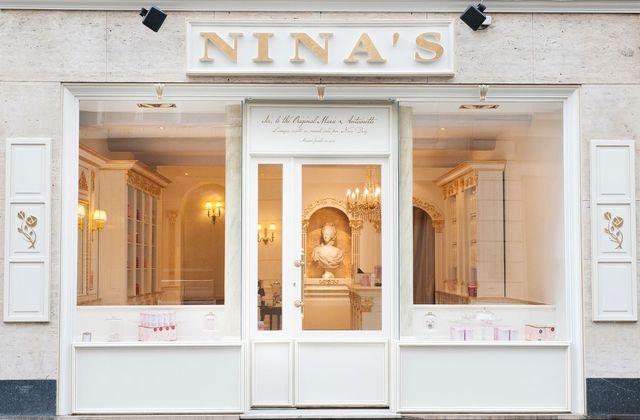 Un goûter chez Nina's, pour se la jouer comme Marie-Antoinette