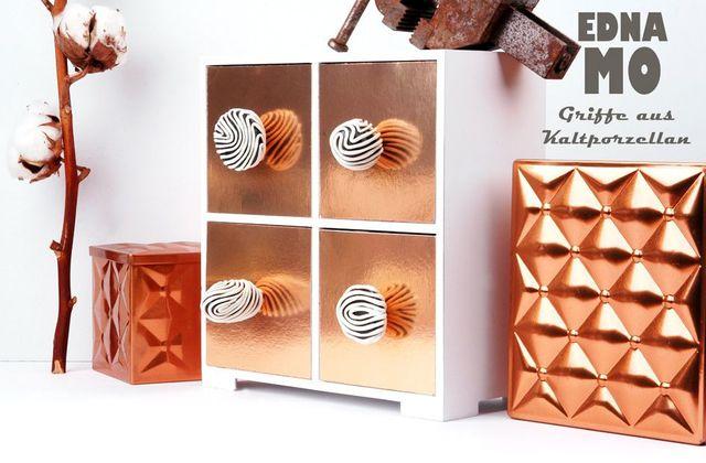 DIY - Möbelknöpfe aus Kaltporzellan_2