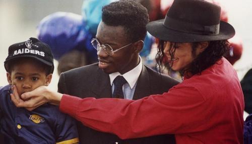Michael Jackson était selon lui-même un messager de Dieu !