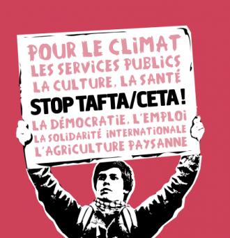CETA : néolibéralisme ou démocratie ? Il faut choisir.