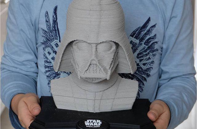 Puzzle 3D Star Wars {concours}