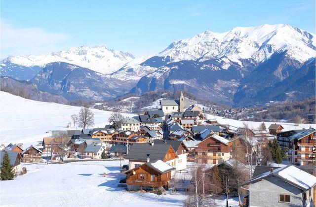 Une journée ski à Albiez ❄️