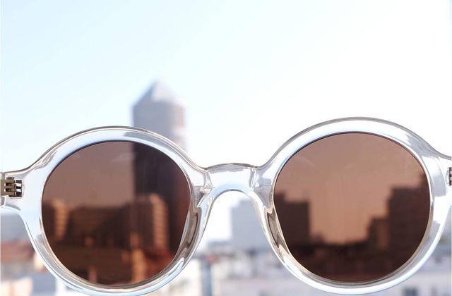Mes lunettes de soleil ELEVENPARIS ne me quittent plus !