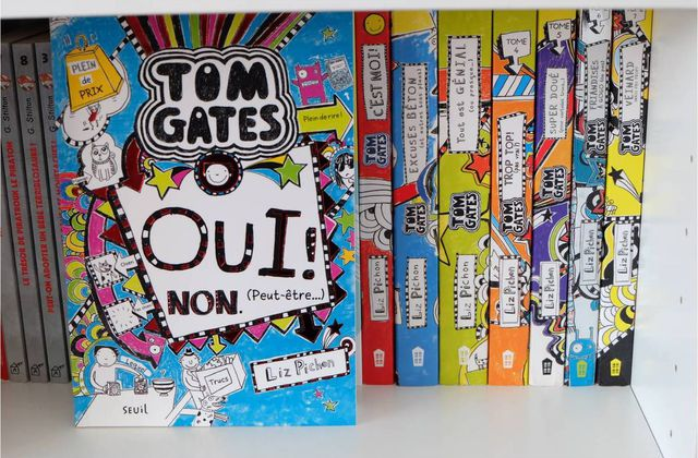 10 ans : les lectures favorites !