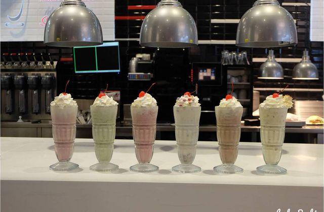 Steak'n Shake, les meilleurs milkshakes américains à Lyon !