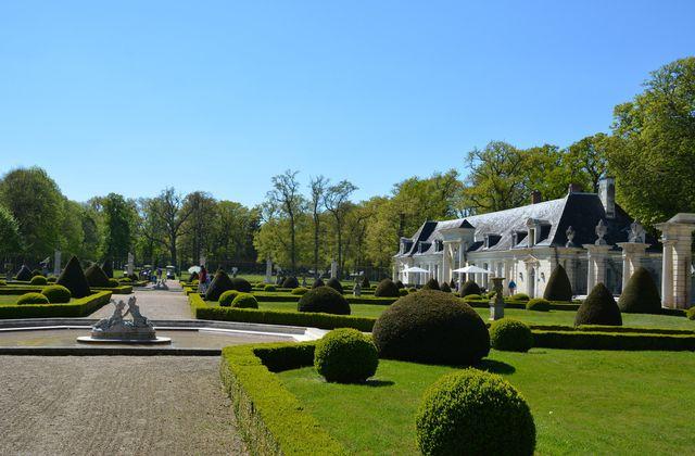 Parc et jardins du Château de Valançay