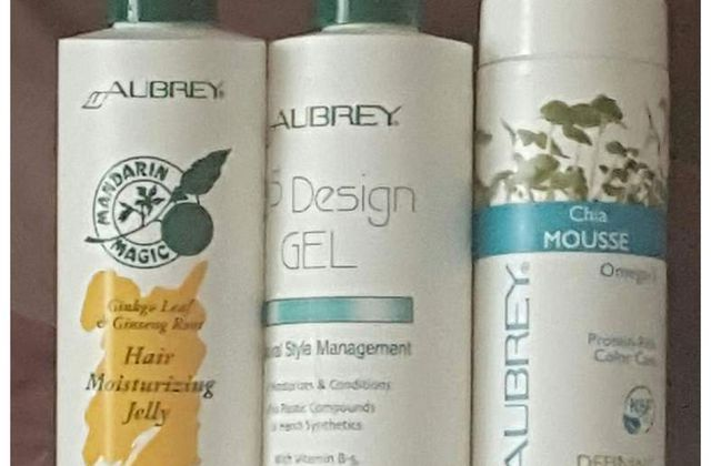 Aubrey Organics et ses autres produits