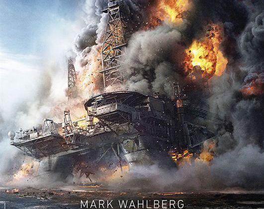 DEEPWATER - MARK WAHLBERG