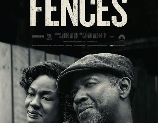 FENCES – DENZEL WASHINGTON – VIOLA DAVIS