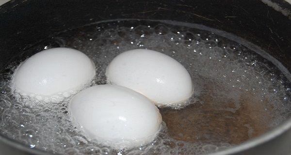 Tout ce qu'il faut est un œuf bouilli pour contrôler le sucre dans le sang!
