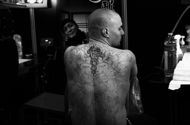 Le Mondial du tatouage 2017